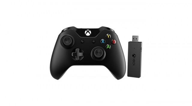 manette xbox one pc windows 7