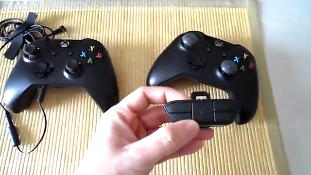 manette xbox one test