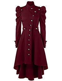 manteau gothique femme