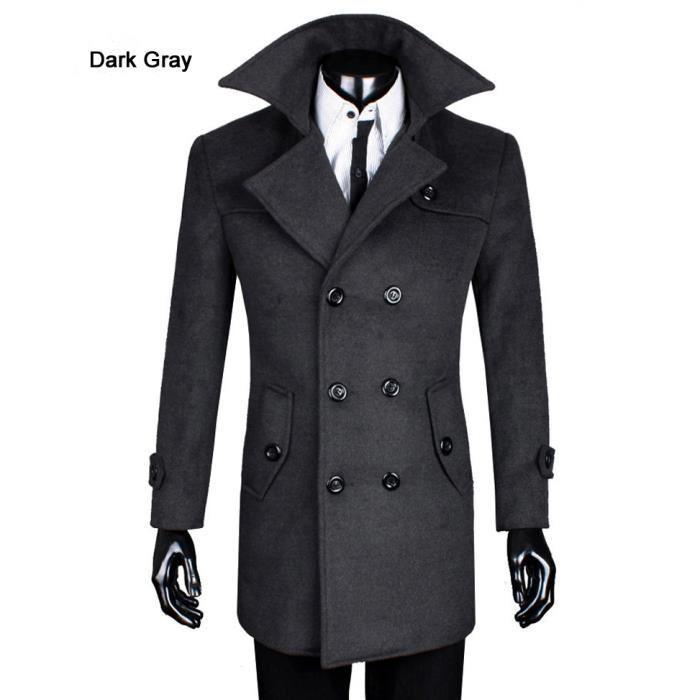 manteau homme pas cher