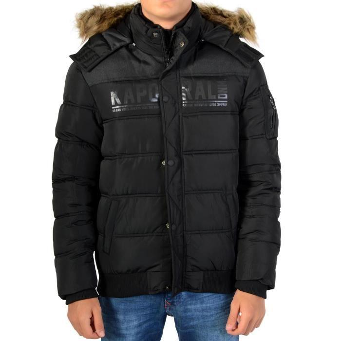 manteau kaporal enfant