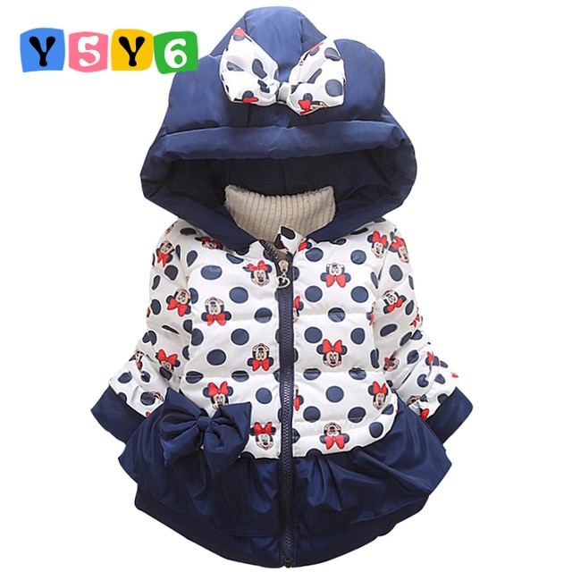 manteau minnie bebe