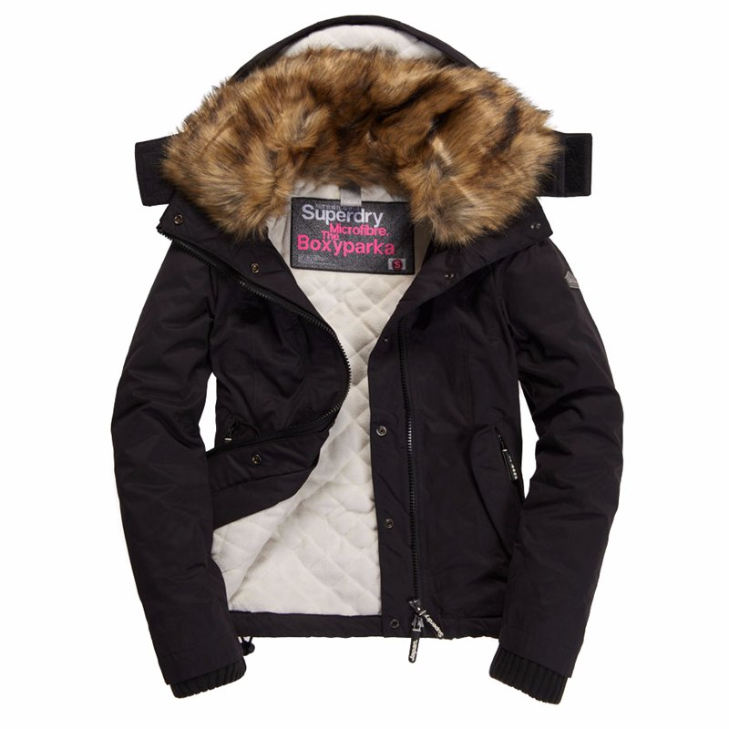 manteaux superdry