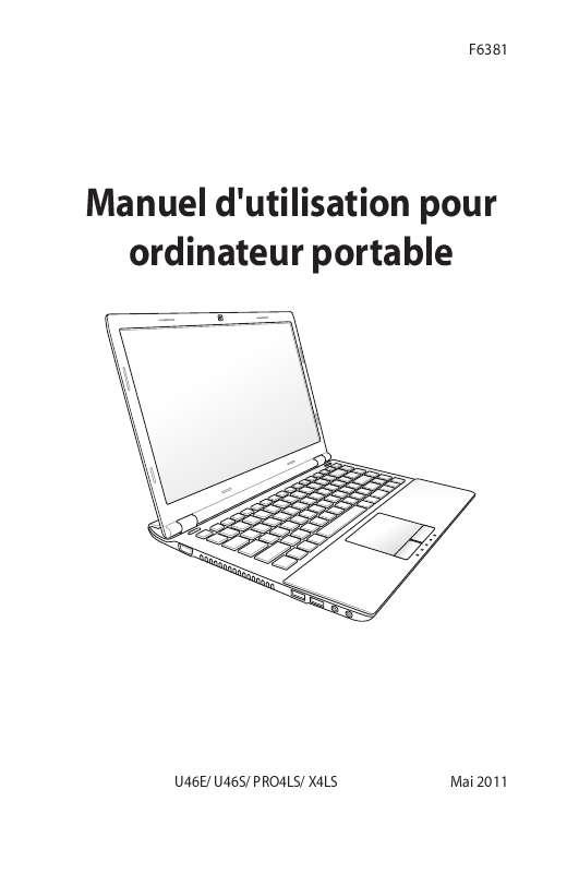 manuel utilisateur asus