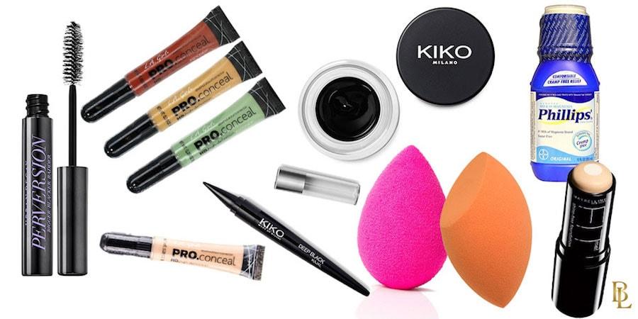 maquillage mais de qualité