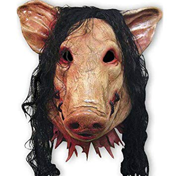 masque cochon saw