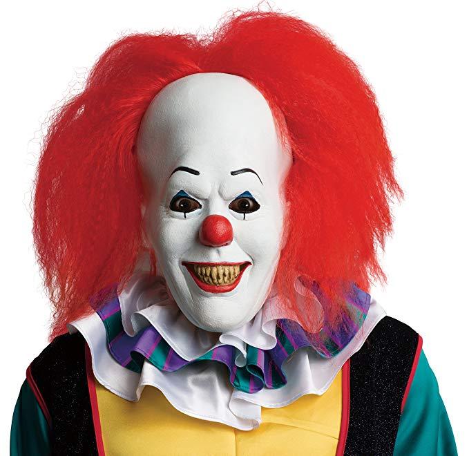 masque de clown amazon