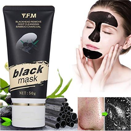 masque noir point noir amazon