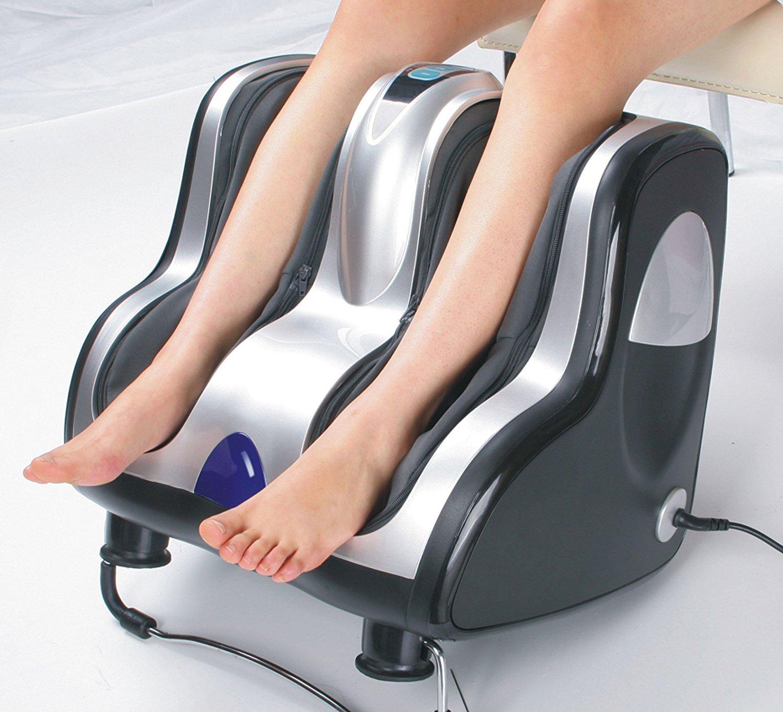 massage jambes appareil