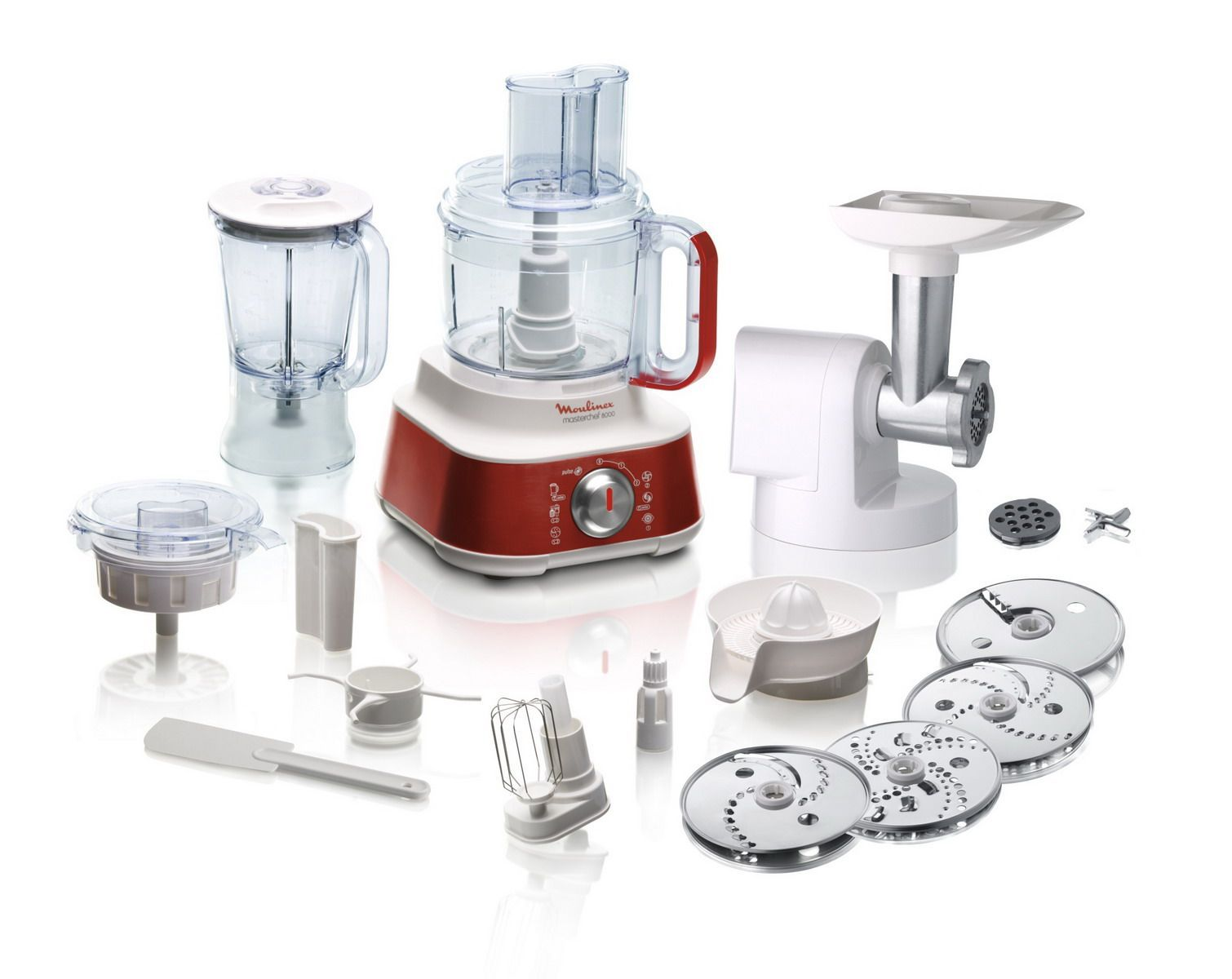 masterchef 8000 accessoires