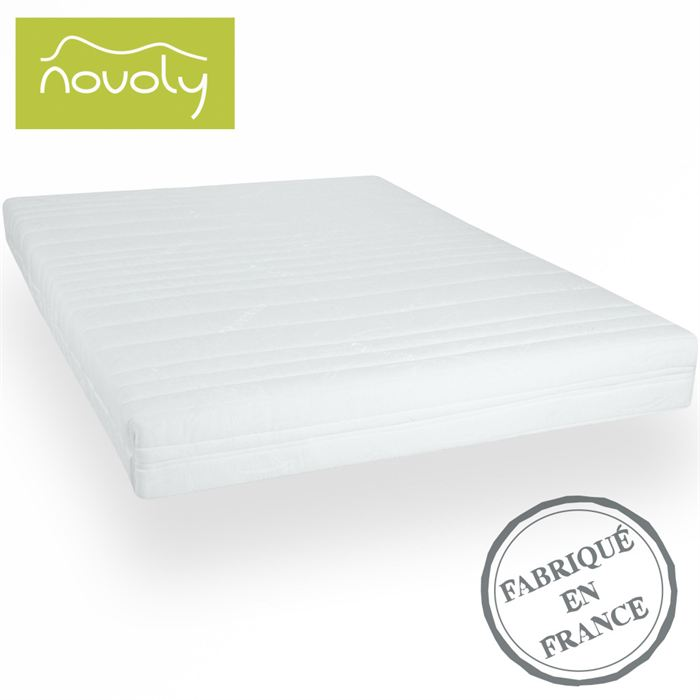 matelas 100 latex naturel 140x190