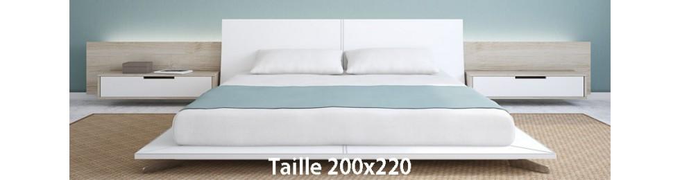 matelas 200x220