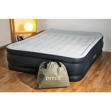 matelas gonflable 2 places intex deluxe rest bed