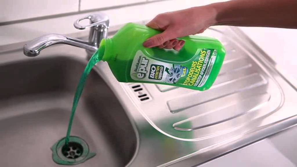 mauvaise odeur dans canalisation