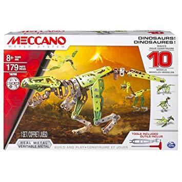 meccano dinosaures
