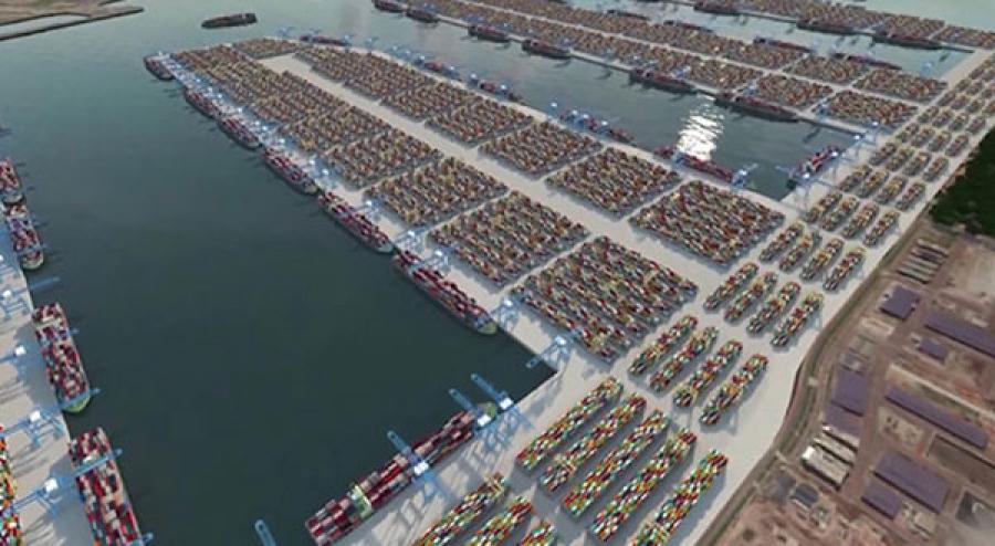 mega port