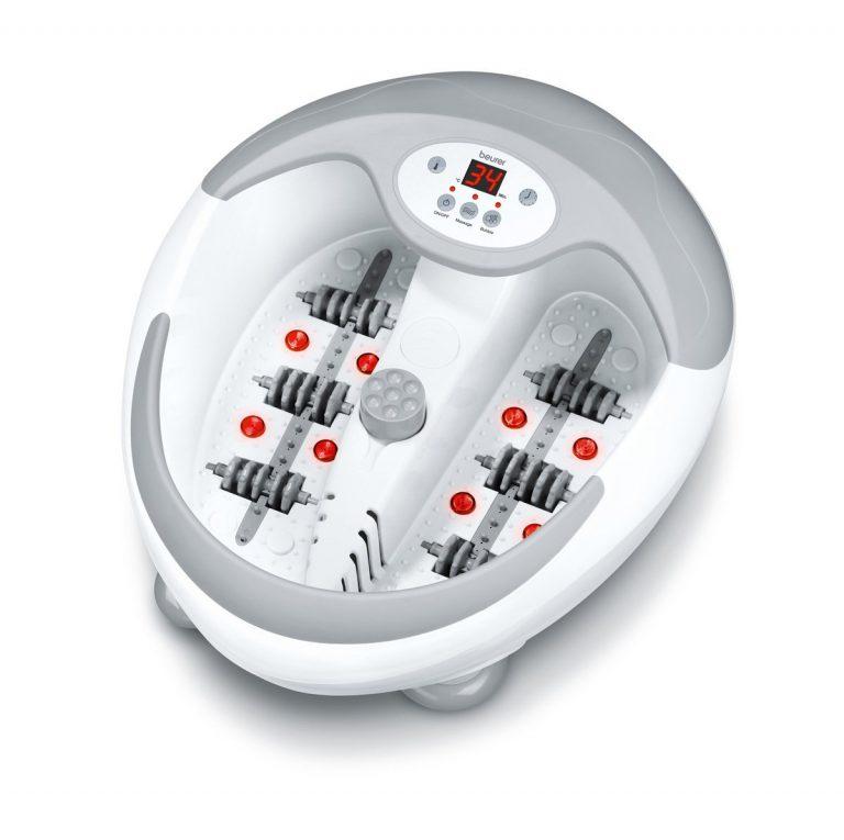 meilleur appareil de massage pour les pieds