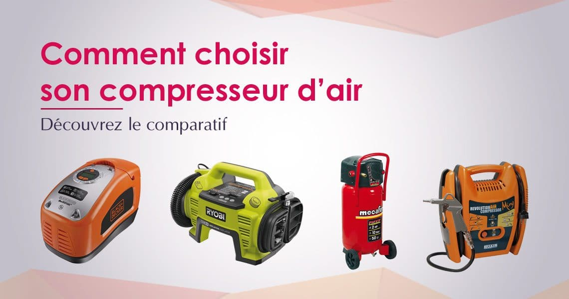 meilleur compresseur air