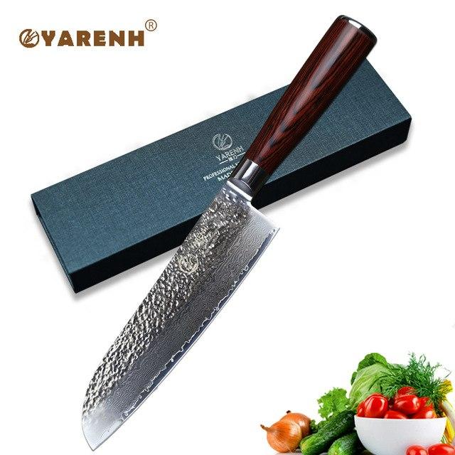 meilleur couteau japonais damas