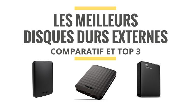 meilleur disque dur externe 2to