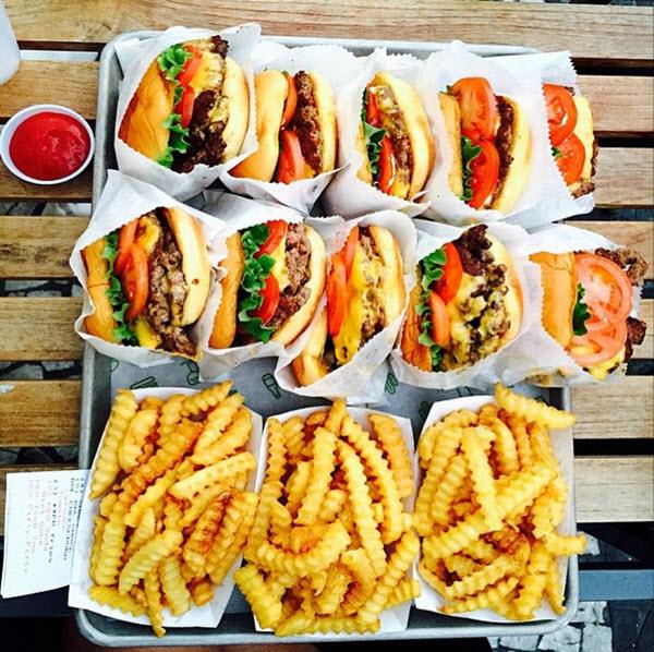 meilleur fast food