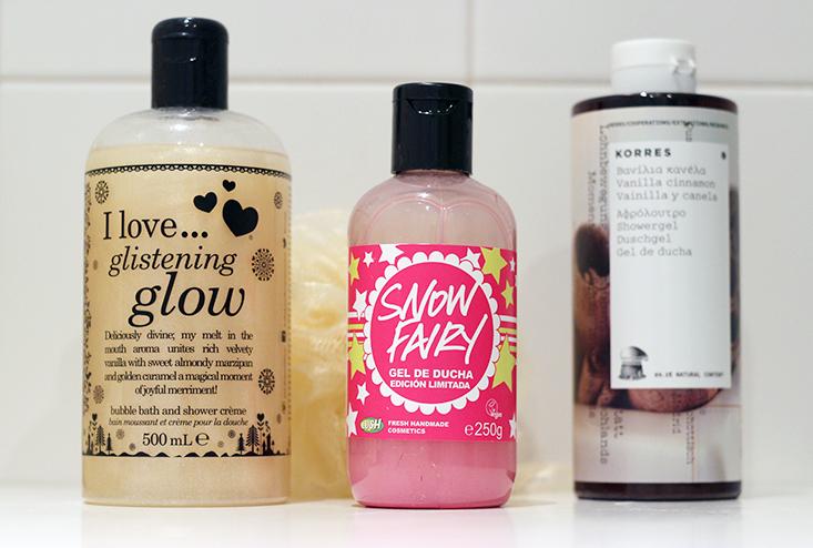 meilleur gel douche femme