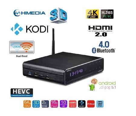 meilleur lecteur multimedia 4k