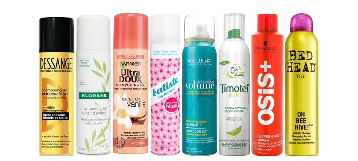 meilleur marque de shampoing