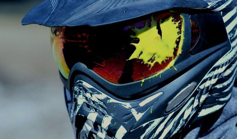 meilleur masque paintball
