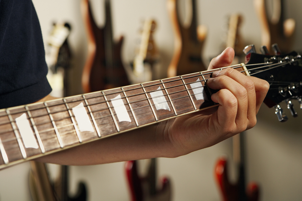 meilleures cordes guitare electrique