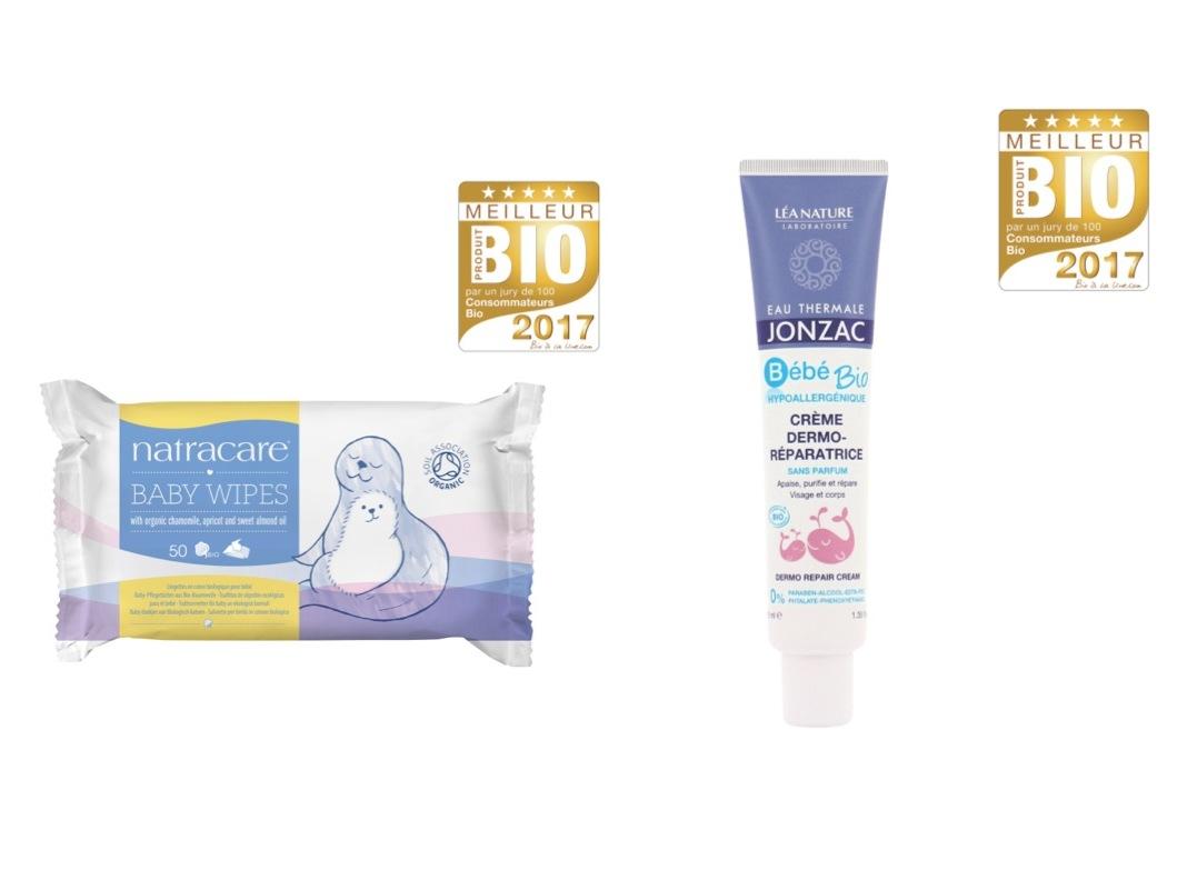 meilleurs produits bebe 2017
