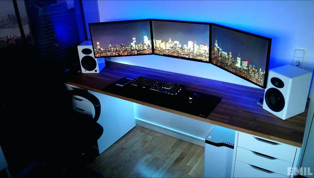 meuble bureau gaming