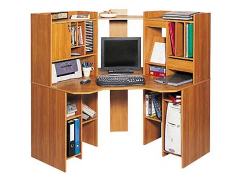 meuble d ordinateur d angle