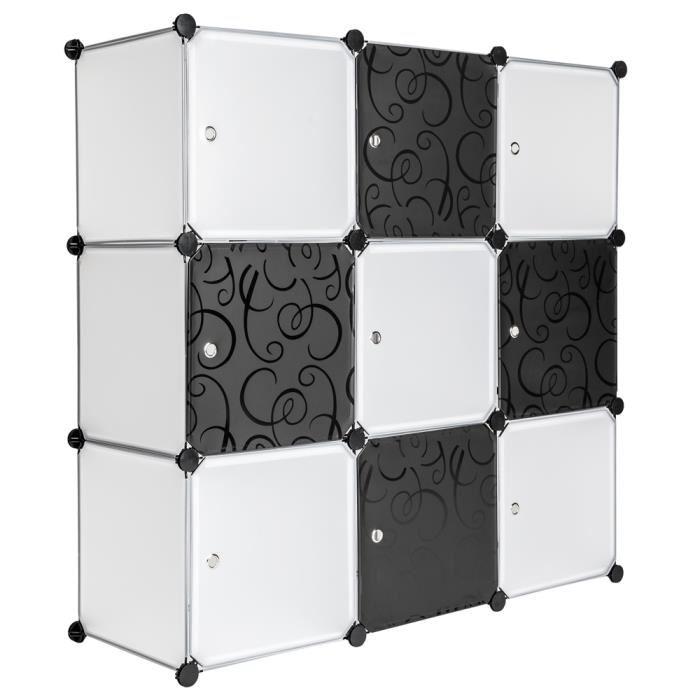 meuble de rangement plastique