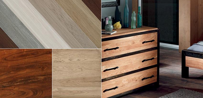 meuble en bois massif