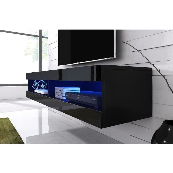 meuble suspendu tv