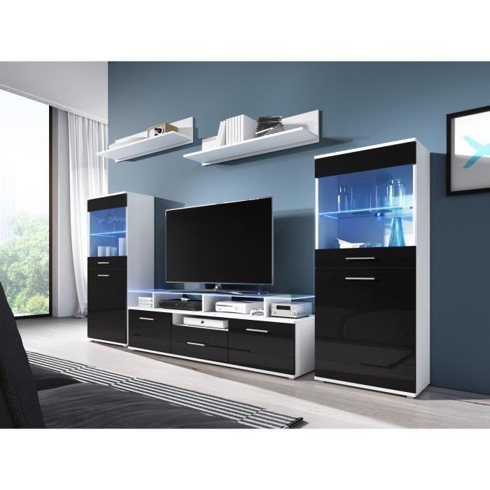 meuble tv led