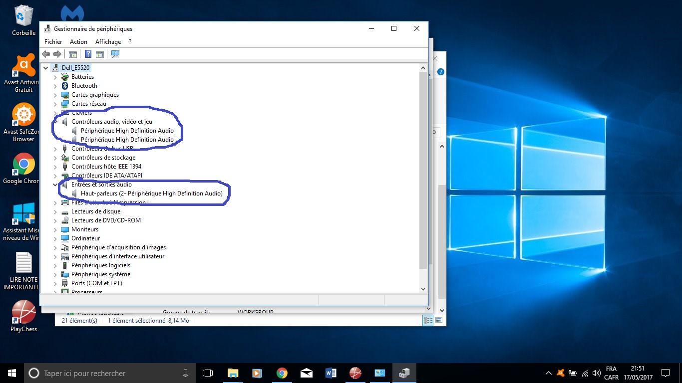 micro casque ne fonctionne pas windows 10