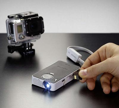 micro vidéoprojecteur