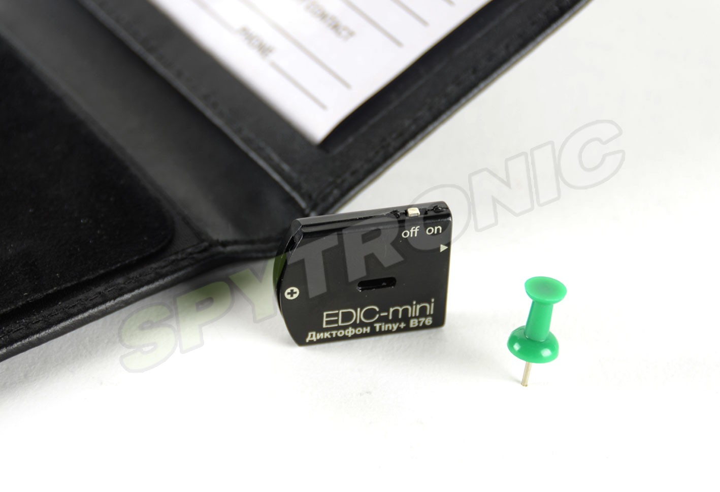 mini enregistreur de voix