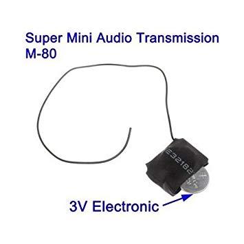 mini micro espion émetteur sans fil écoute discrète à distance