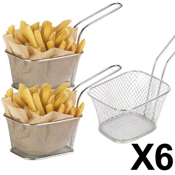 mini panier friteuse