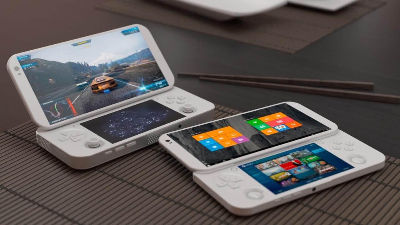 mini pc portable gamer