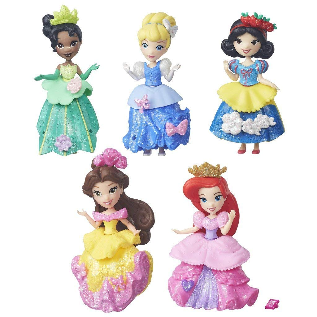 mini princesse disney