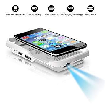 mini projecteur iphone