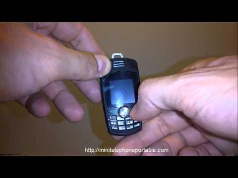 mini telephone portable
