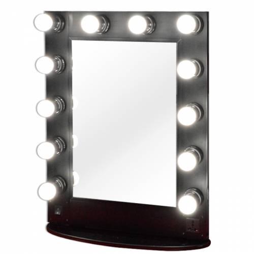 miroir de maquillage lumineux