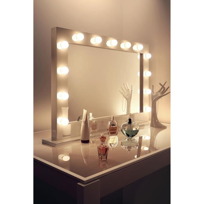 miroir maquillage pas cher