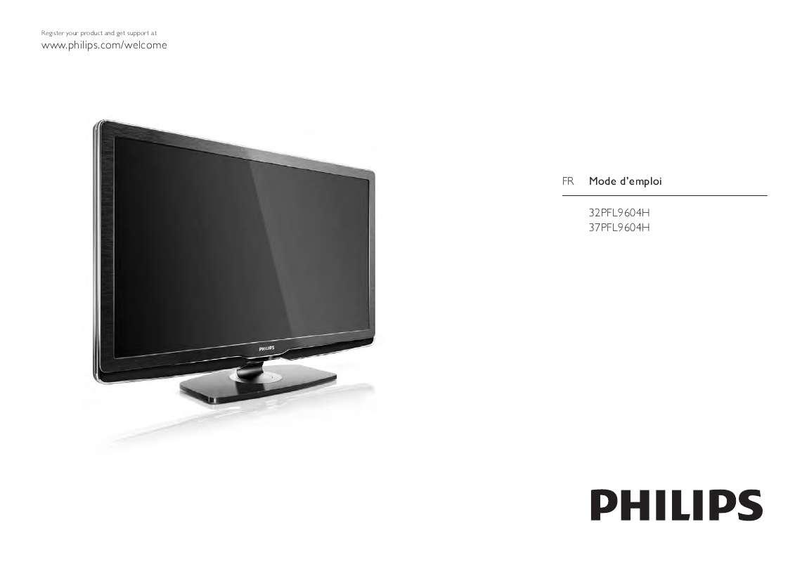mode emploi tv philips