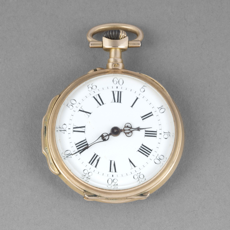 montre a gousset or ancienne